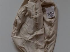 Wig cap plain beige