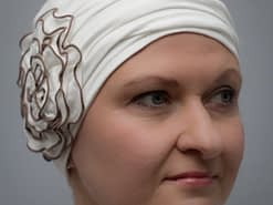 Petunia | Hats and turbans for chemo and alopecia patients