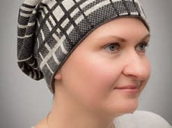 Dahlia Aztec | Beanies and Turbans for chemo and alopecia patients