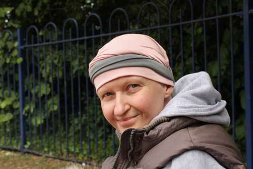 Scarves and turbans for cancer patients