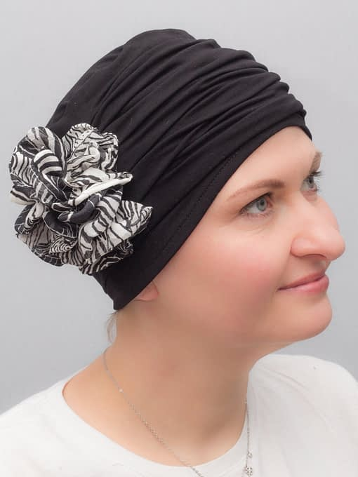 Mistletoe   Hats and turbans for chemo and alopecia patients