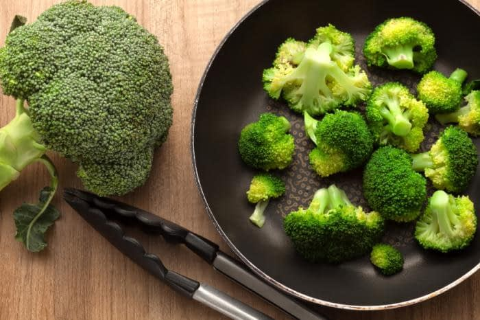 broccoli-in-a-pan