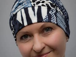 Aster | Hats and turbans for chemo and alopecia patients