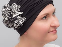 Mistletoe | Hats and turbans for chemo and alopecia patients